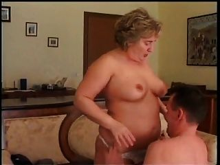 Mature Lady Get Fucked
