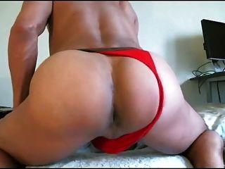 Male Thong Twerking