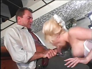 Hard Anal Fuck For This Stunning Blonde After Deep Throat