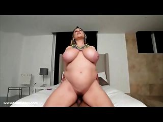 Busty Bbw Milf Samantha 38g Gets Banged By Bbc