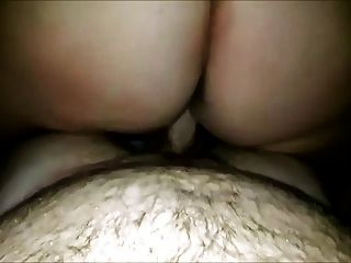 Amateur Bbw Jerks And Rides Husband In Camping Tent