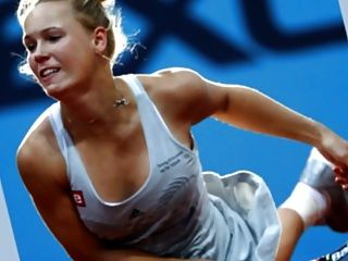 Sexy Tennis Beauties Ivanovic, Wozniacki, Sharapova