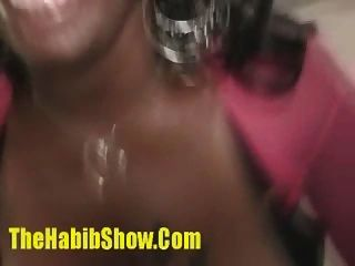 38ddd Black Barbie Fucked In Da Hood P2