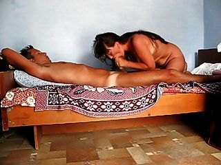 Russian Sex At The Cottage