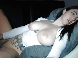 Hot Girl - With Big Boobs And Dildo On Mandycam.cf
