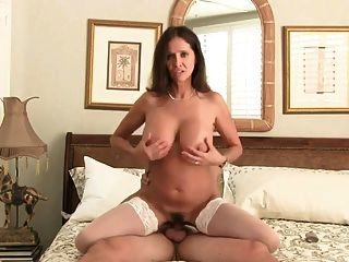 Hot Milf Is Getting Fucked In Her Bedroom