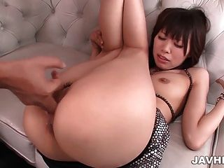 Asian Mom Junna Kogima Fucked And Creampied