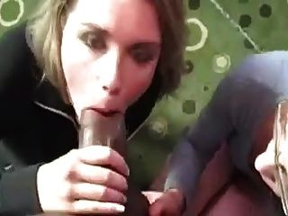White Girls Suck Bbc