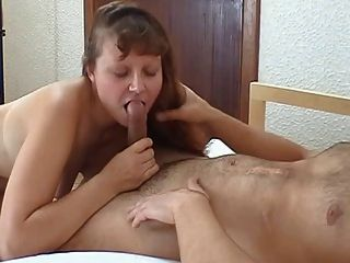 She Just Took It Deep And Sucked It