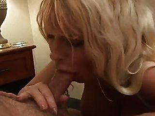 Blonde Big Tits Milf Bj By Troc
