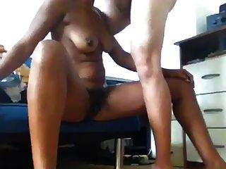 Sloppy Blowjob From Ebony Slut