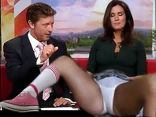 Susannah Reid Spreads On Live Tv ..........