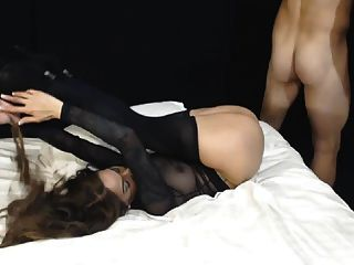 Horny Babe Gets Fucked By Her Boyfriend
