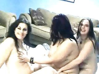 3 Girl Oil Time Fun