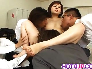 Yukino Doll Gets Cum In Mouth And Sex Toys In Hairy Poonanie