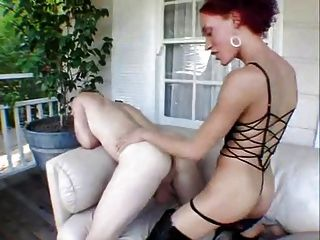 Hung T-girl Fucks Guy-ohlawd