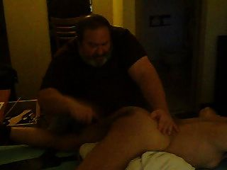 Spanked By Daddy Howard
