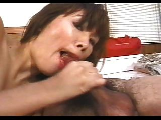 Japanese Girl Getting A Good Fuck.