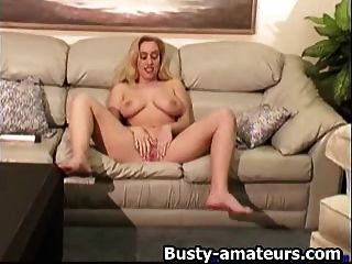 Cheri Naked Playing Her Tits And Pussy