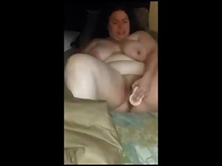 Very Horny Fat Bbw Ex Gf Intense Pussy Masturbation