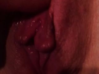 Pumped Up Pussy Then Make Her Pussy Cum Drooling Wet!