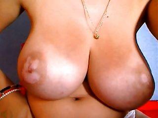 Massive Tits On Bbw On Cam