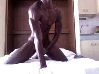 The Hottest Gay Black Porn Show