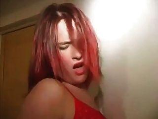 White British Girl Worships Indian Cock