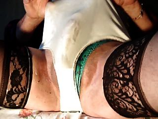 Jacking Off In My Sister In Laws Panties Pt 4