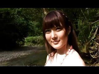 Beautiful Japanese Natural Tits Momoka