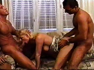 Blond Milf Double Analed