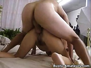 Busty Amateur Mary Getting Fucked