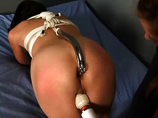 Ashley Natali Prison Bondage Part 1