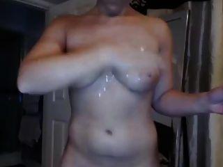 Sexy British Webcam Chick