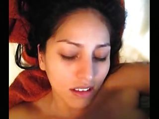Giving My Sexy Girlfriend A Hot Facial