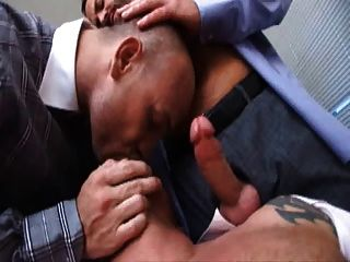 Horny At The Office