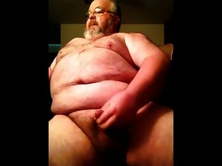 Fat Daddy - Jacking Off