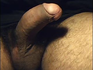 Lovely Brown Uncut Dick