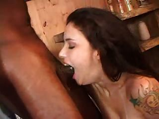 Sexy Latina Takes It Balls Deep In Her Ass