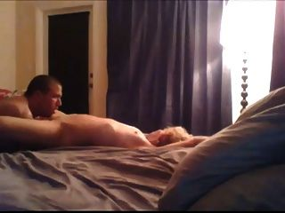 Blonde Cougar Makes A Sex Tape