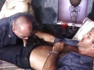 Smoking Cops
