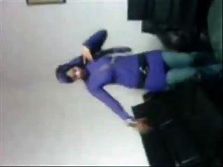 Arab Hijabi Whore Dancing 1
