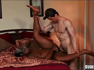 Black Guy Cock Riding