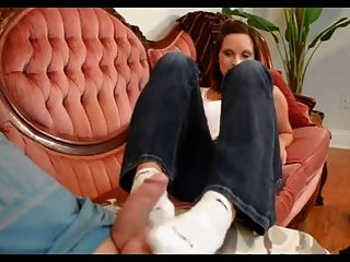 Do You Like Sockjob Footjob ????