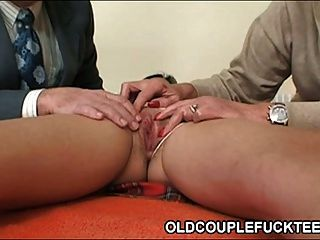 Fucked By An Old Kinky Shrink