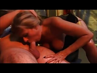 Mature Pierced Pussy Well Fucked