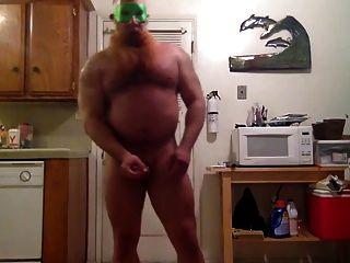 Str8 Masked Daddy Bear Ll