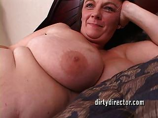 Big 38h Tits And Huge Pink Asshole