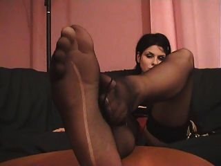 Footsoles  With Nylon.the Short Series Part1