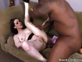 Tessa Lane Worships Big Black Mamba